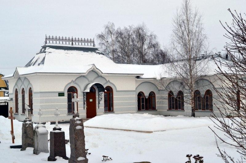 Рождество в муромском Благовещенском монастыре 09