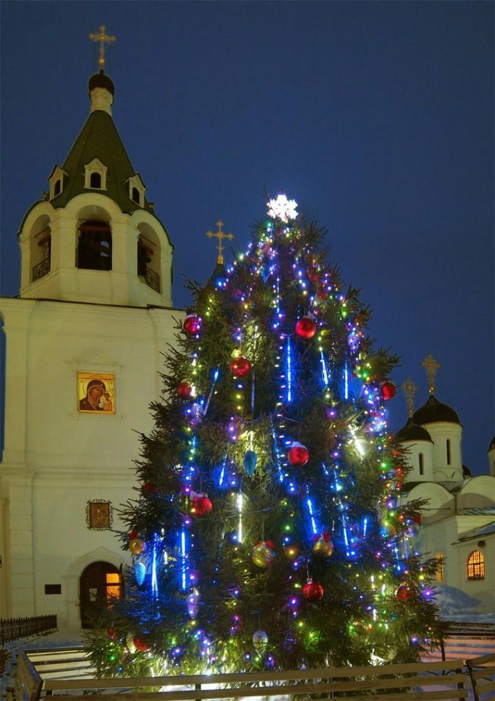 Спасский монастырь в Муроме - 30 декабря 2016