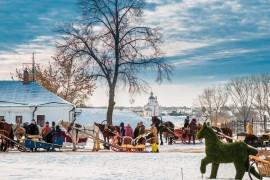 Суздальские открытки (зима 2017)