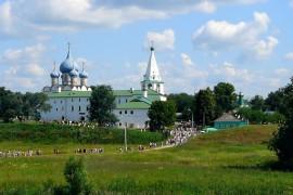 Суздальский кремль. Авторское фото Кириллов М.В.