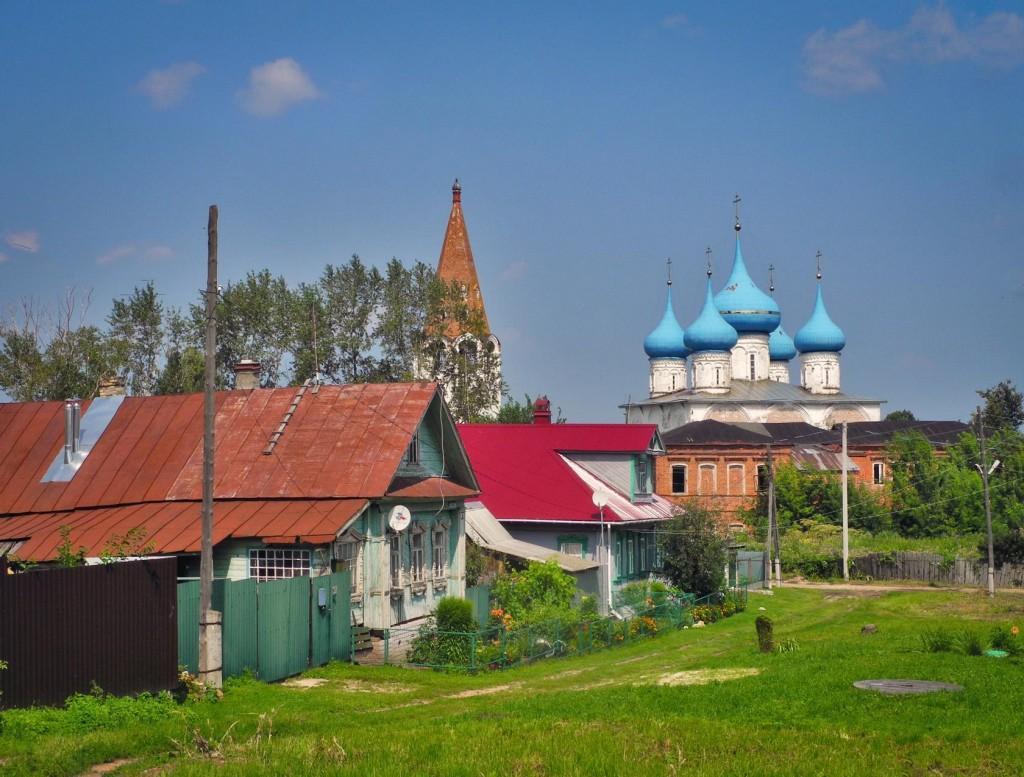 Уютный уголок Гороховца