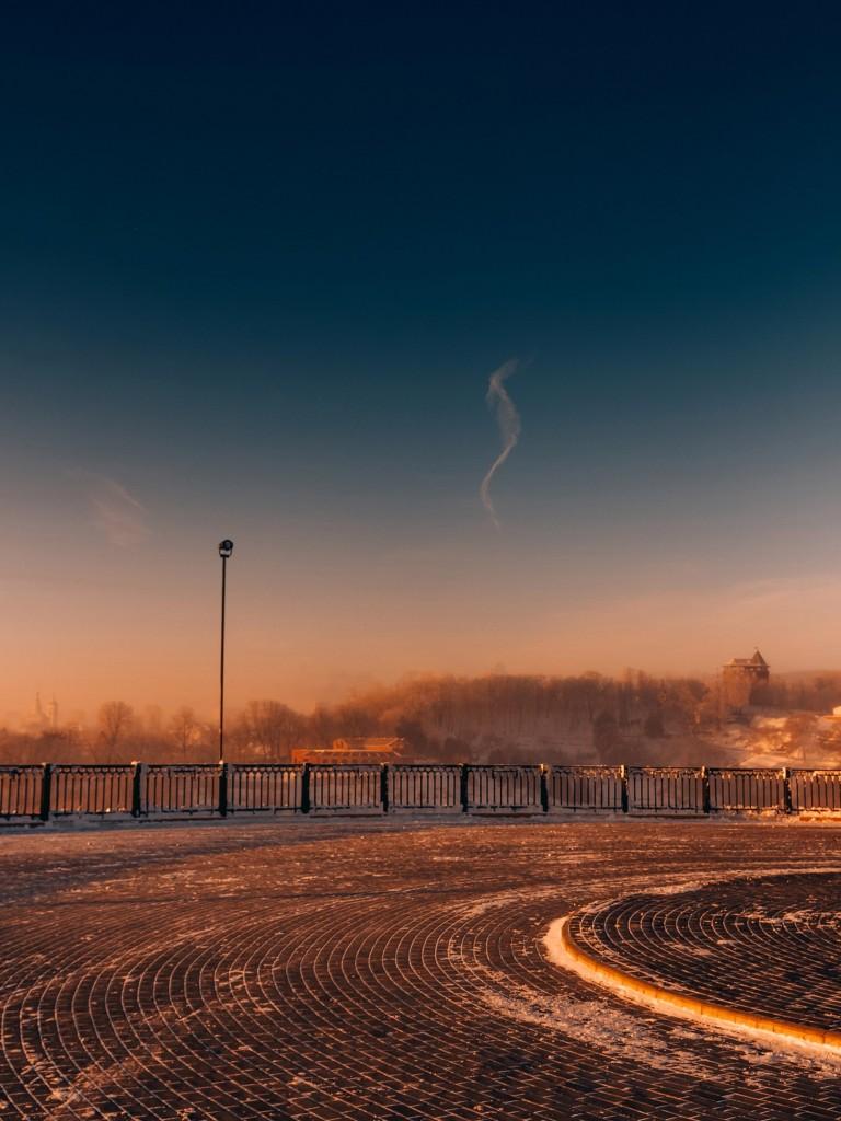 Январь, -30 во Владимире 02