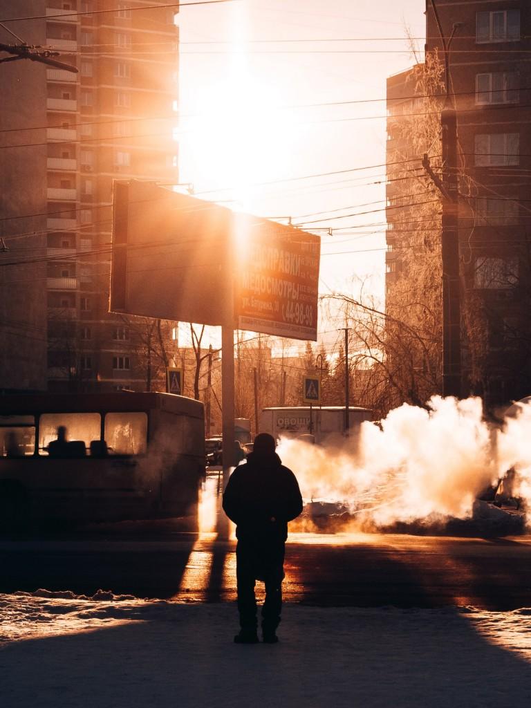 Январь, -30 во Владимире 03