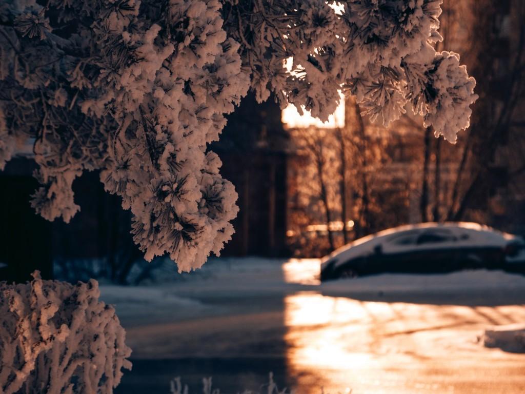 Январь, -30 во Владимире 05