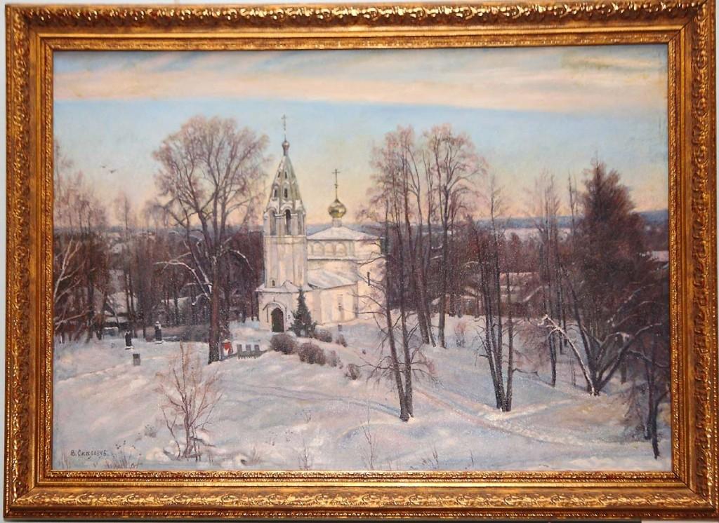 выставка художников-передвижников Ивановской и Владимирской областей 05