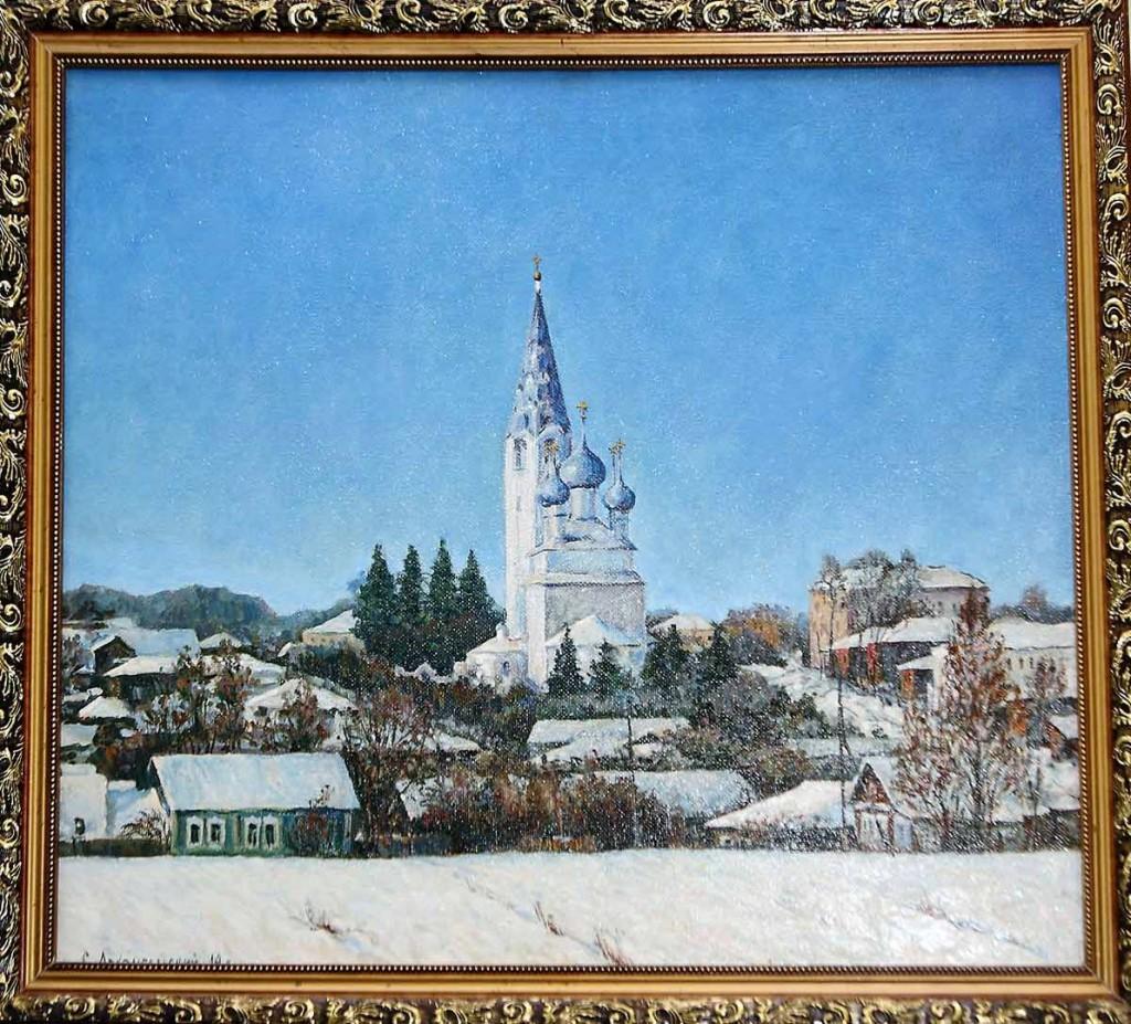 выставка художников-передвижников Ивановской и Владимирской областей 09