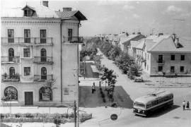 Владимирский троллейбус 1950-х — 1980-х гг.