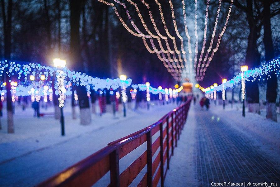 31 декабря 2016 г. в центре Владимира 04