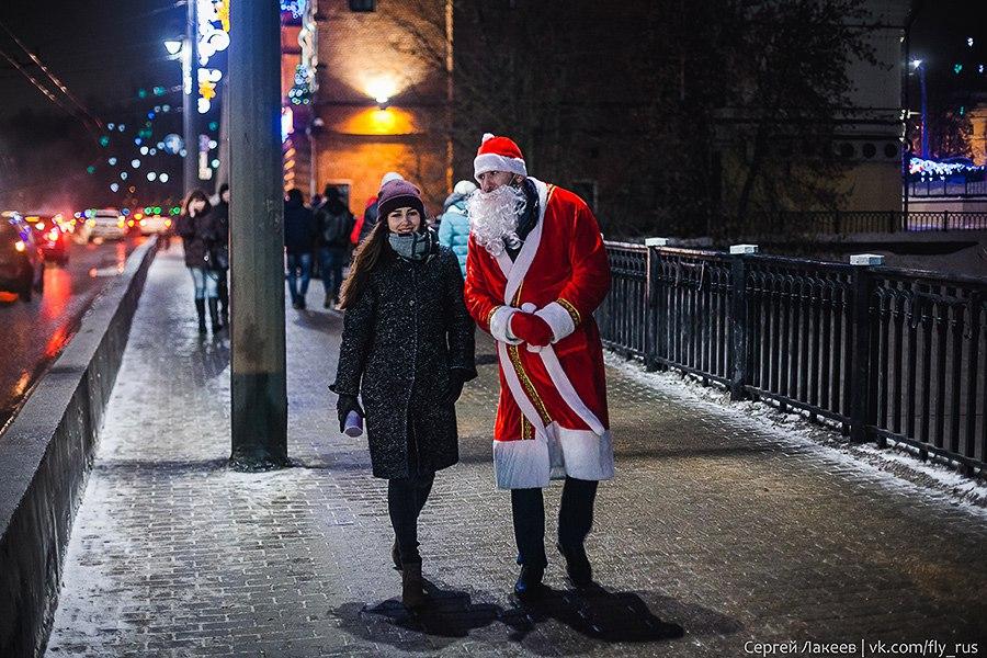 31 декабря 2016 г. в центре Владимира 14