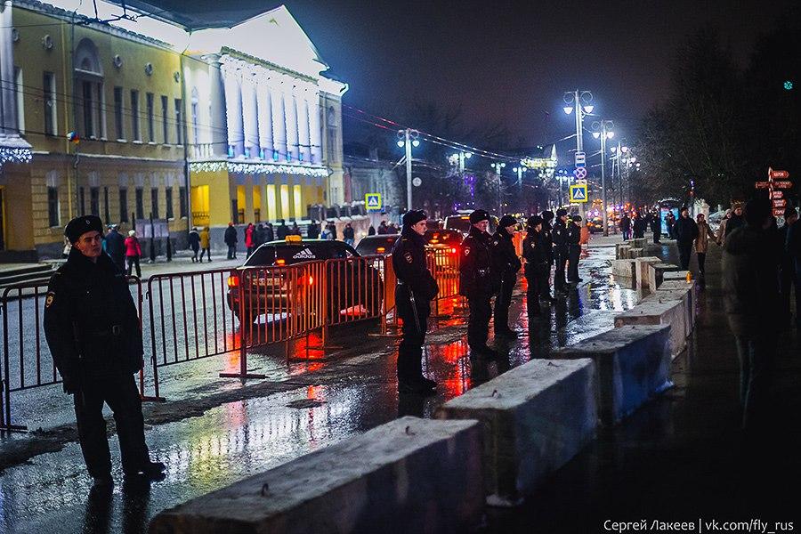 31 декабря 2016 г. в центре Владимира 15