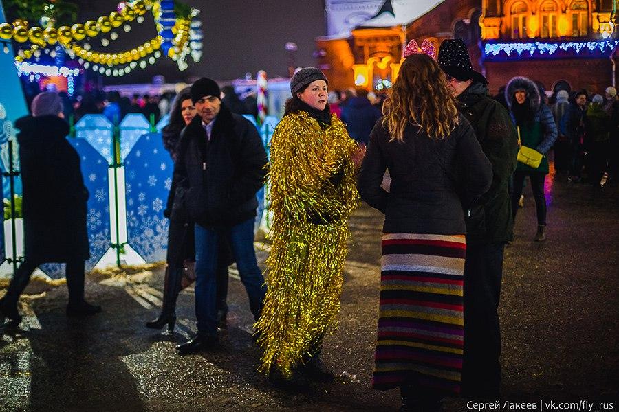 31 декабря 2016 г. в центре Владимира 16