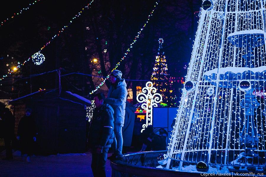 31 декабря 2016 г. в центре Владимира 24
