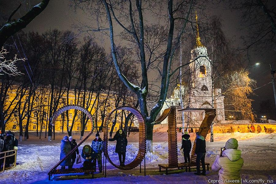31 декабря 2016 г. в центре Владимира 29