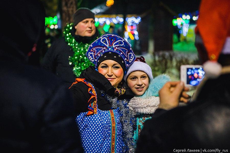 31 декабря 2016 г. в центре Владимира 31