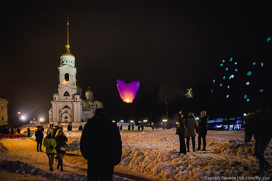 31 декабря 2016 г. в центре Владимира 32