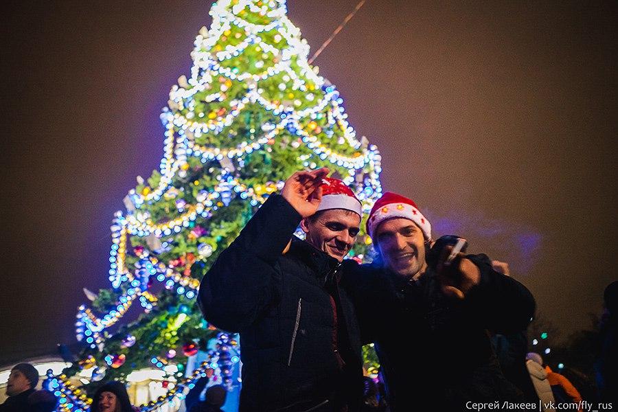 31 декабря 2016 г. в центре Владимира 33