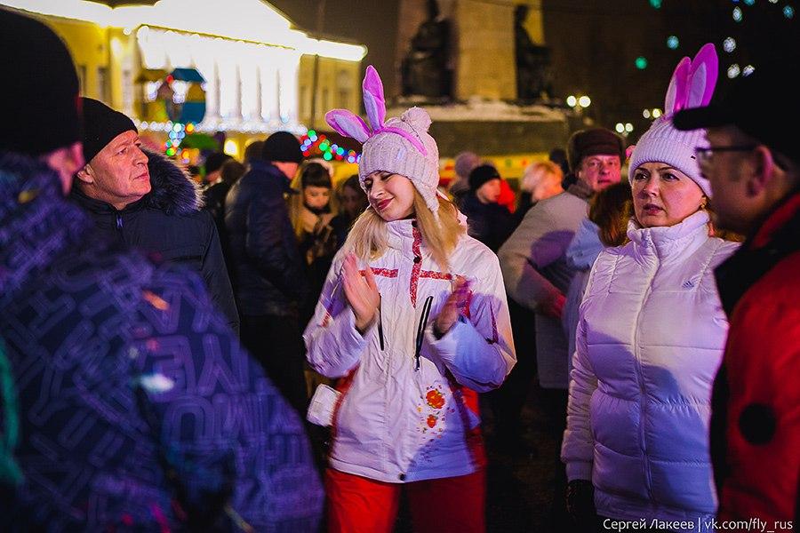 31 декабря 2016 г. в центре Владимира 34