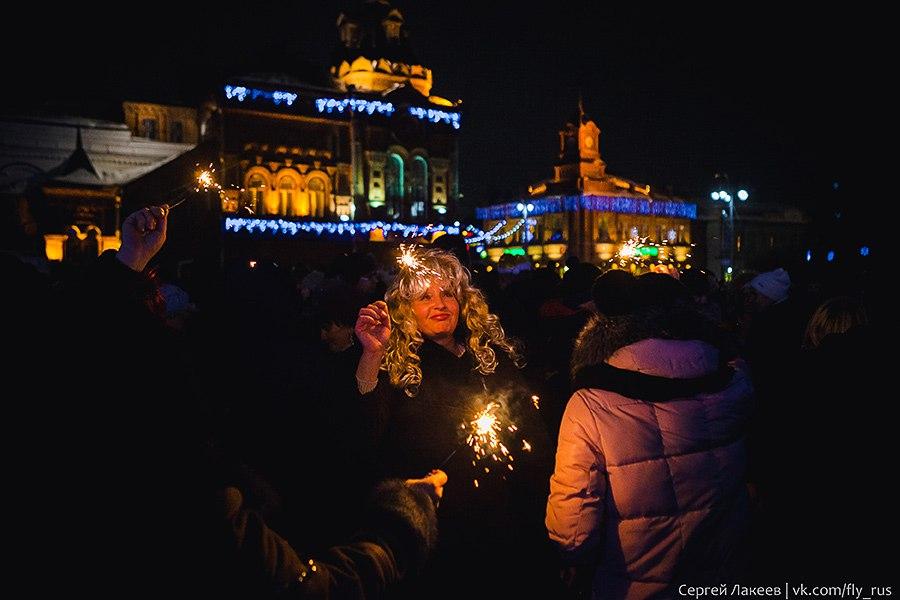 31 декабря 2016 г. в центре Владимира 35