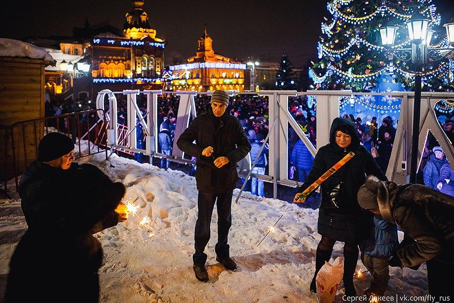 31 декабря 2016 г. в центре Владимира 36