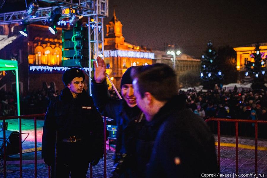 31 декабря 2016 г. в центре Владимира 37