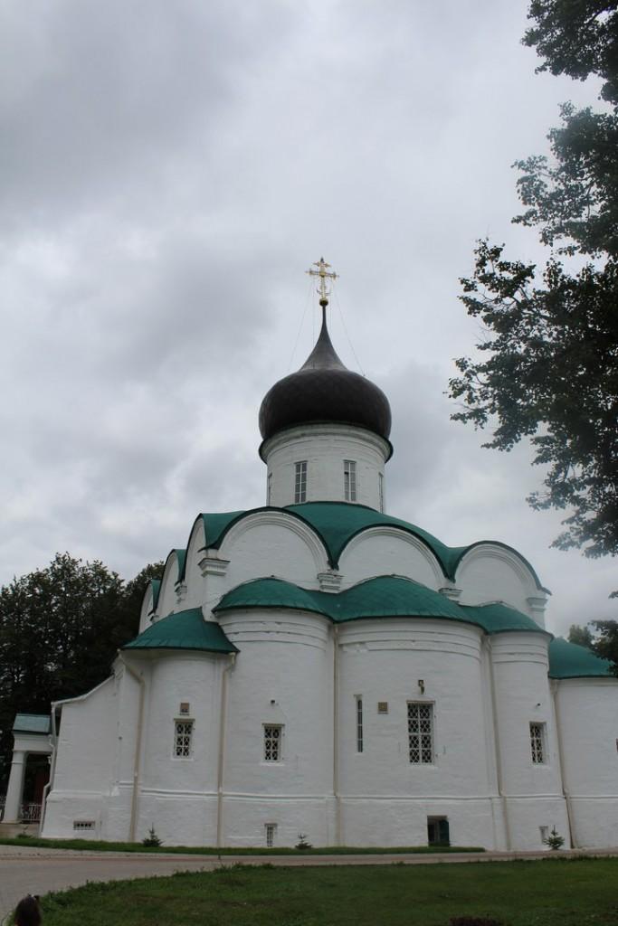 Александровский кремль 08