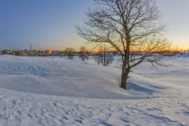 Александров. Утро 2 февраля.