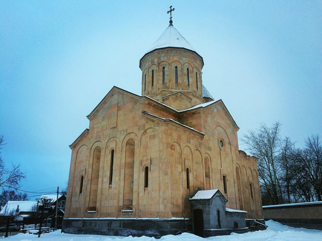 Армянская церковь во Владимире