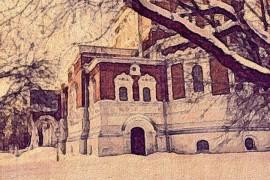 Вечерняя прогулка по Гусь-Хрустальному с Вячеславом Кануриным