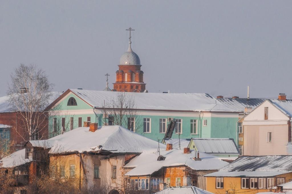 Владимир, начало февраля (2017) 01