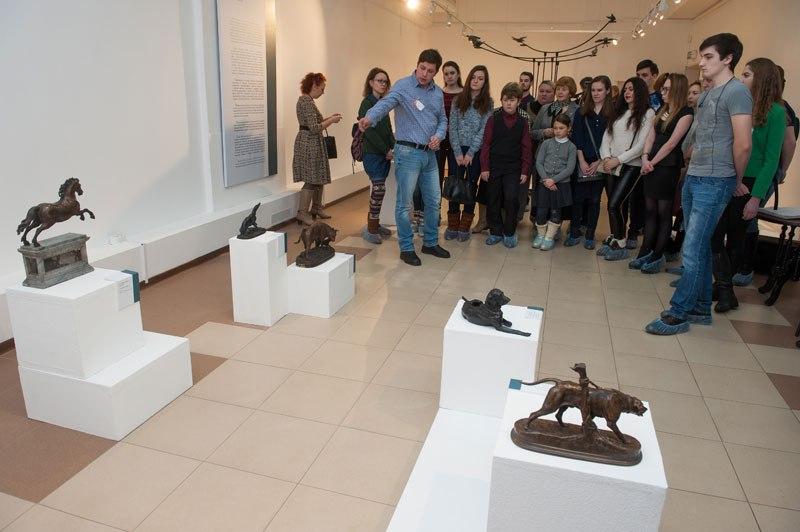Выставка «Пластика живого» в Музее природы Владимира 02
