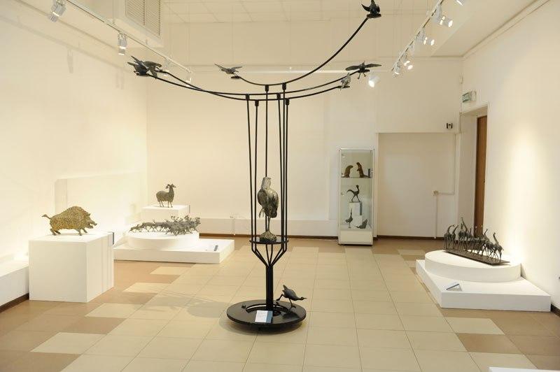 Выставка «Пластика живого» в Музее природы Владимира 05