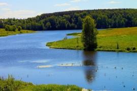Дворец великой княгини Марии Шварновны на реке Содышка