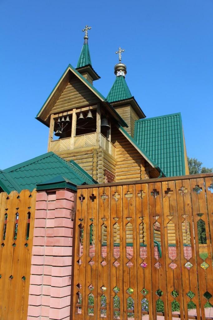 Деревянная архитектура Александровского района 05
