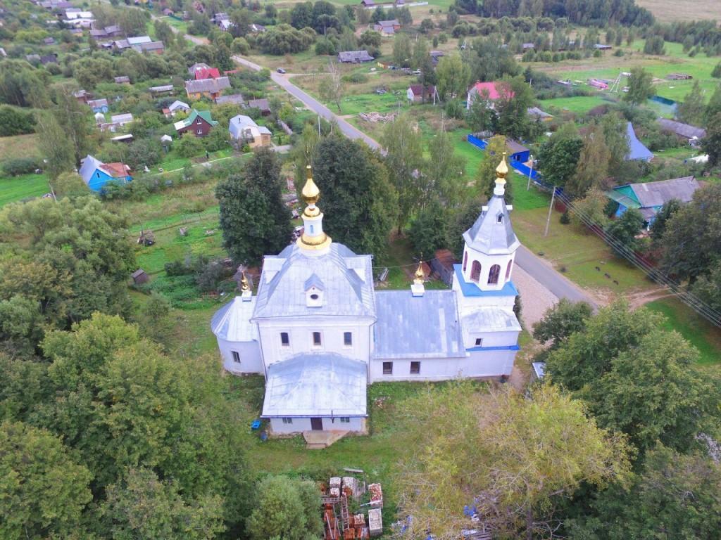 Задворки Александровского района Владимирской области - село Григорово 01