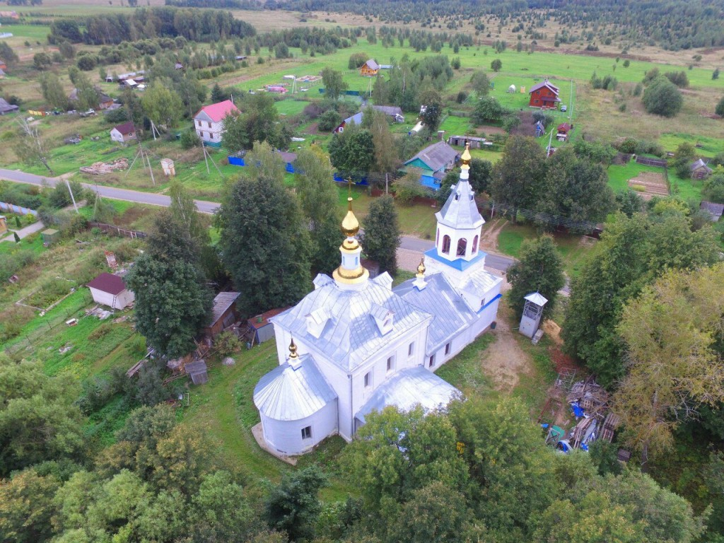 Задворки Александровского района Владимирской области - село Григорово 02