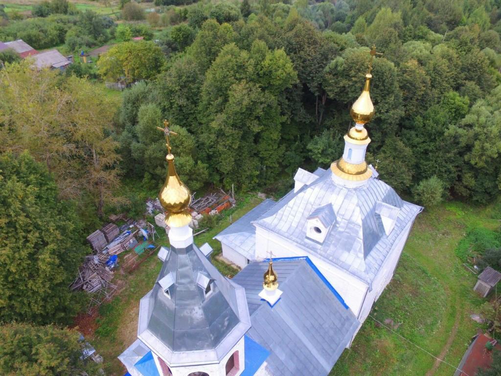 Задворки Александровского района Владимирской области - село Григорово 08