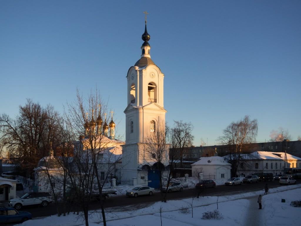 Классический покровский сюжет — Церковь Покрова Пресвятой Богородицы