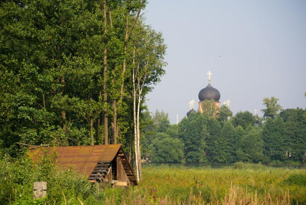 Монастырь в поселке Введенский, Владимирская область 01