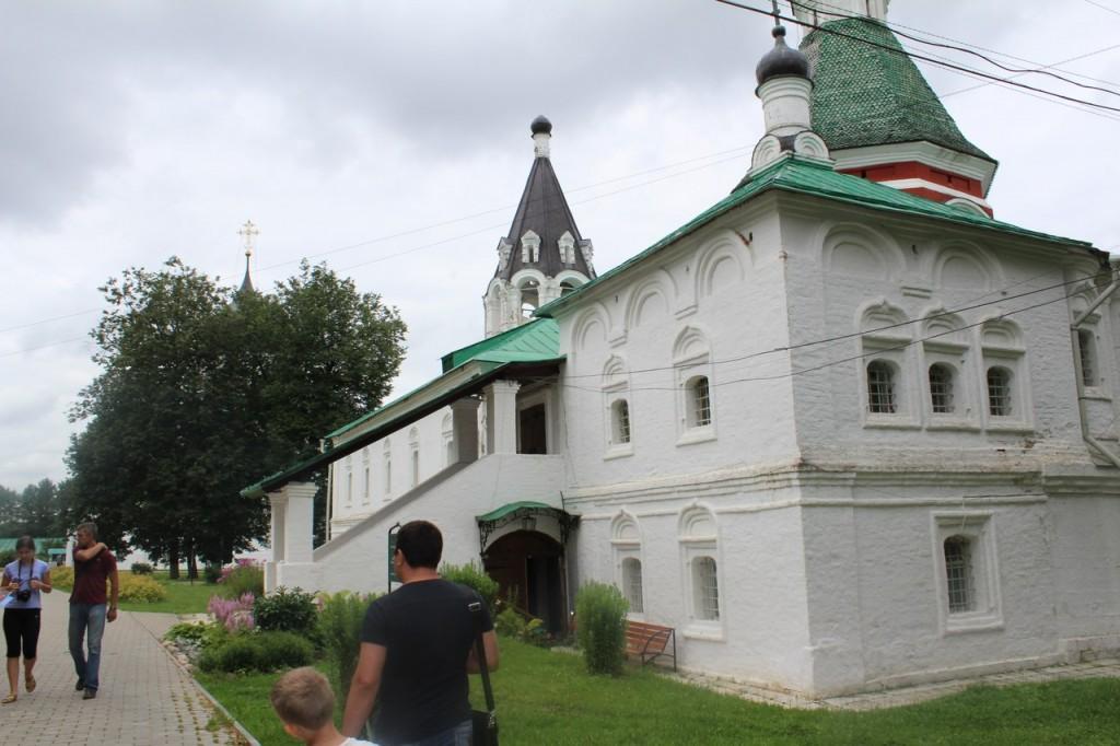Музей-заповедник на территории Александровского кремля 09