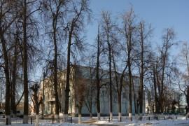 Покров, Троицкий собор