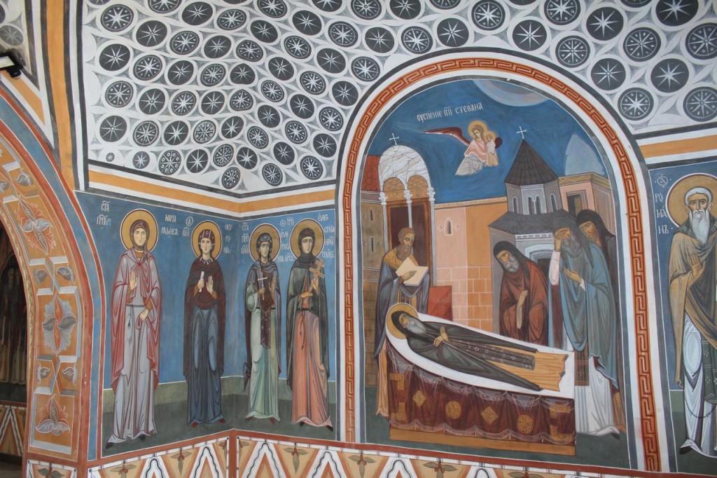 Свято-Троицкий Стефано-Махрищский монастырь (лето 2016) 04