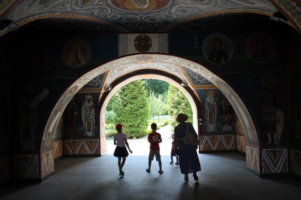 Свято-Троицкий Стефано-Махрищский монастырь (лето 2016) 05