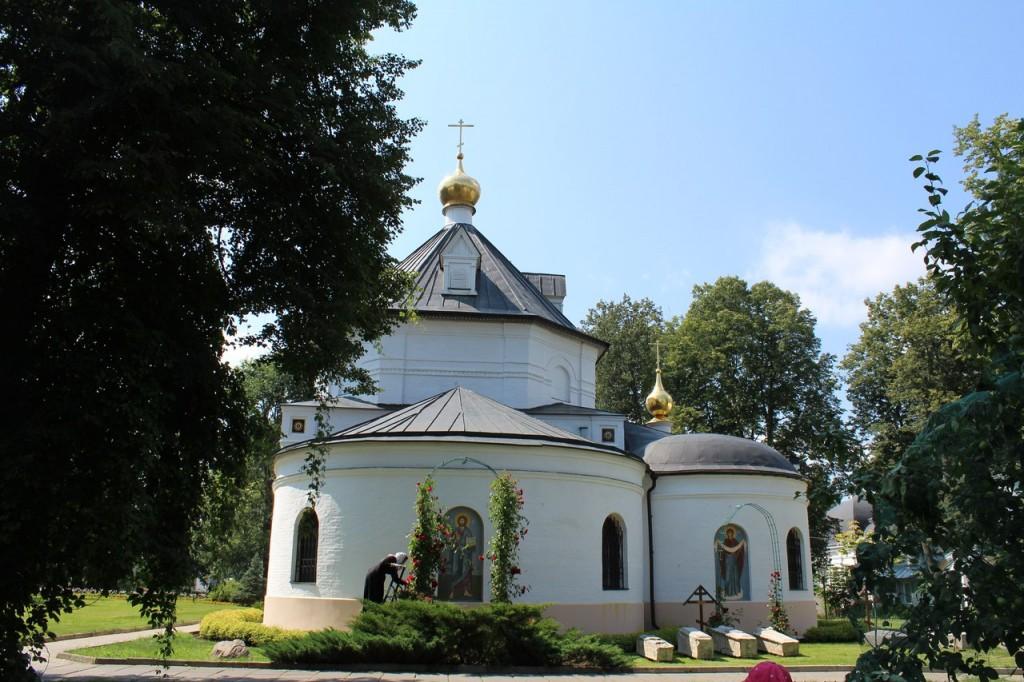 Свято-Троицкий Стефано-Махрищский монастырь (лето 2016) 07