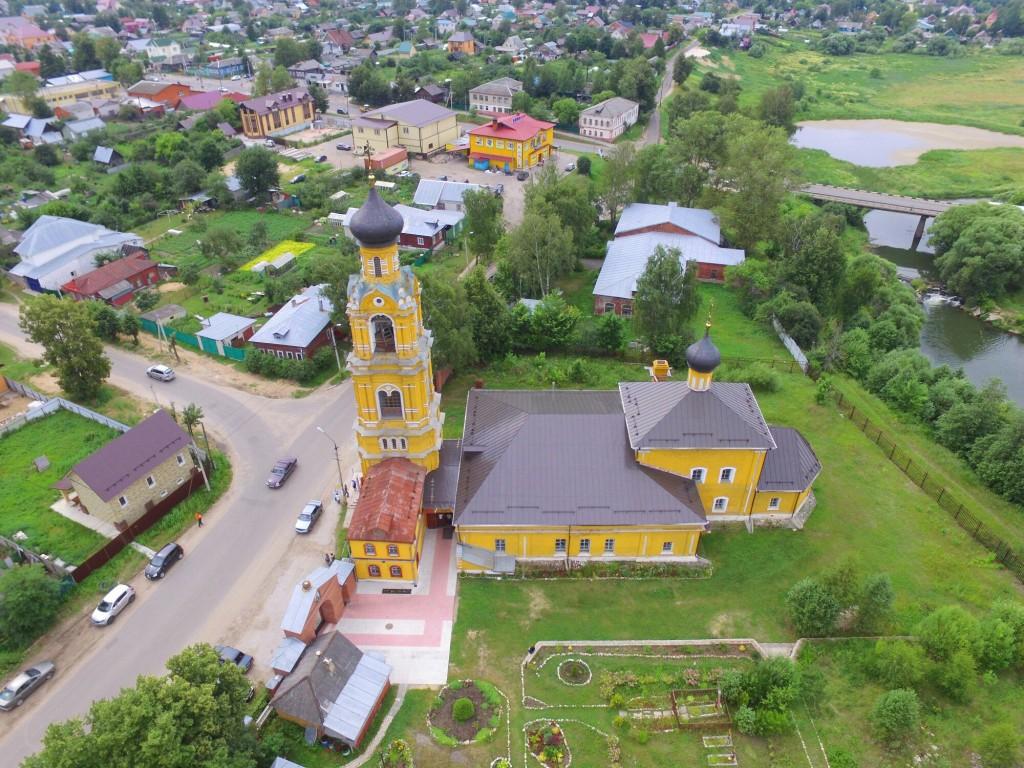 Собор Николая Чудотворца на Селивановой горе в городе Киржач 05