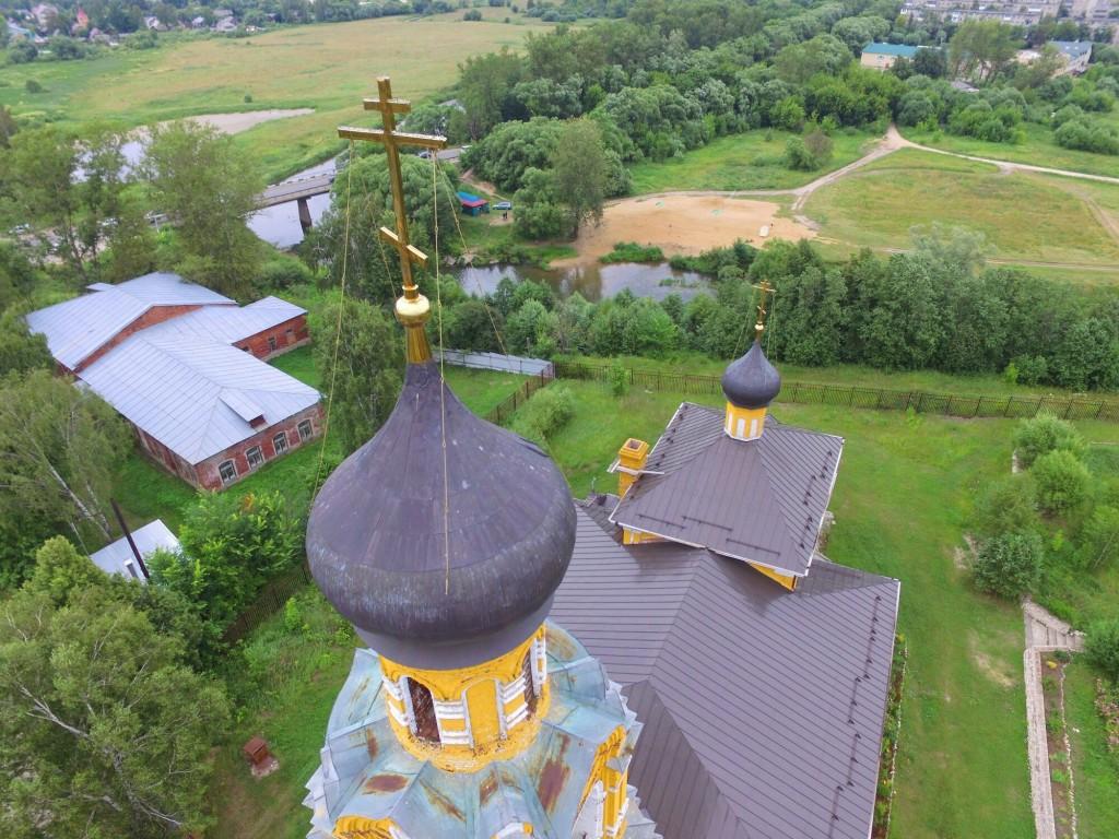 Собор Николая Чудотворца на Селивановой горе в городе Киржач 10