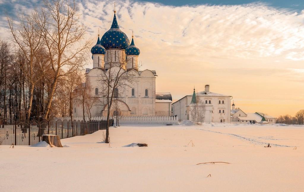 Суздальские открытки-II (зима 2017) 01