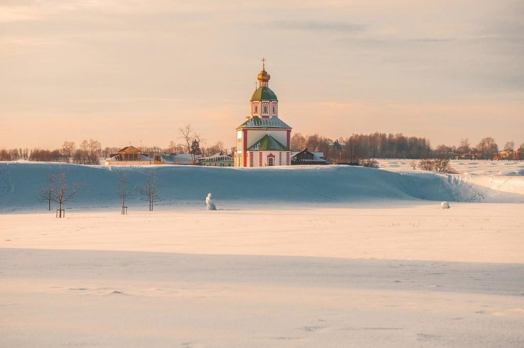 Суздальские открытки-II (зима 2017) 02