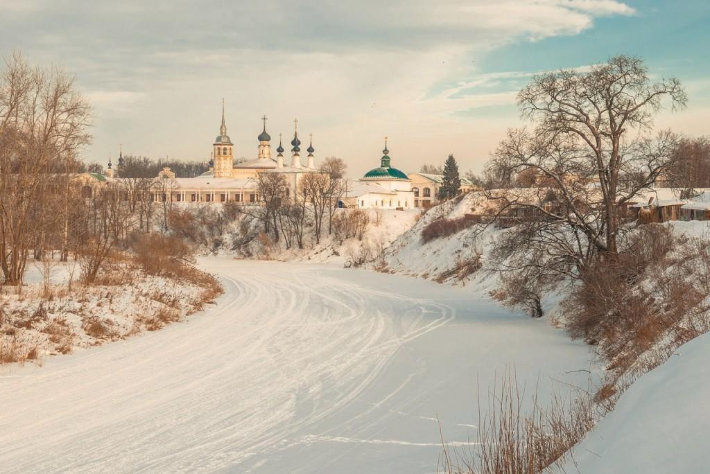Суздальские открытки-II (зима 2017) 03