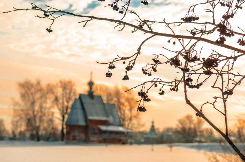 Суздальские открытки-II (зима 2017) 04