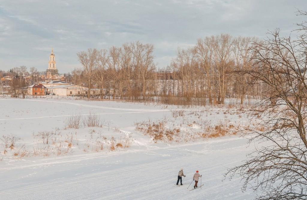 Суздальские открытки-II (зима 2017) 05
